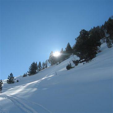 Randonnée en Raquette en région Midi-Pyrénées