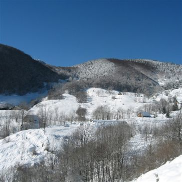 Argelès-Gazost, Hautes pyrénées (65) - Randonnée en Raquette