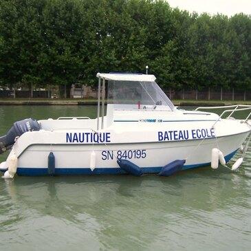 Permis bateau, département Hauts de seine