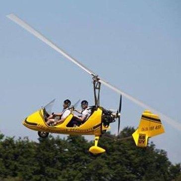 Initiation au Pilotage d'ULM Autogire près de Mulhouse