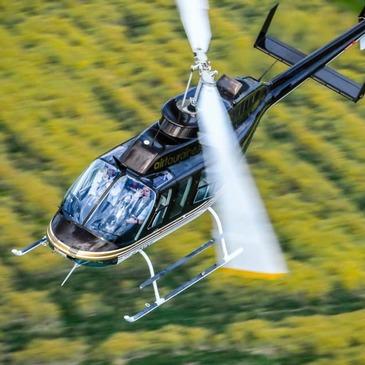 Héliport de Belleville, Indre et loire (37) - Baptême de l'air hélicoptère