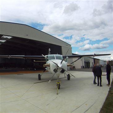 Saut en Parachute proche Aérodrome de Saint-Florentin - Chéu, à 1h20 de Montargis