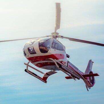 Baptême Privatif en Hélicoptère à Monaco
