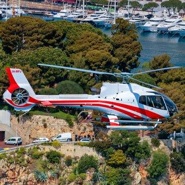 Baptême Privatif en Hélicoptère à Nice