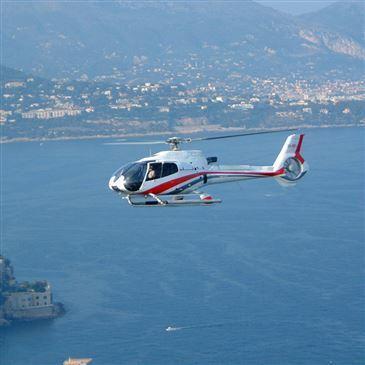 Aéroport de Nice, Alpes Maritimes (06) - Baptême de l'air hélicoptère