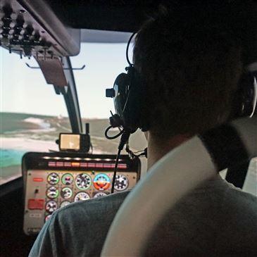 Simulateur de Pilotage Hélicoptère à Lyon