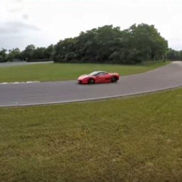Stage de pilotage Ferrari, département Haut rhin
