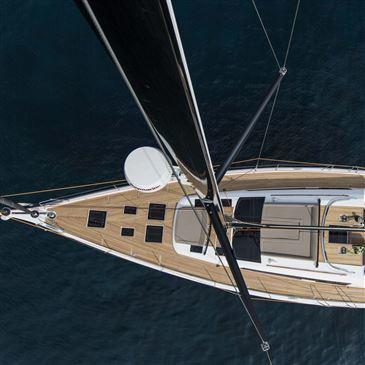 Sortie en Voilier de Luxe Privatisé avec Skipper à La Rochelle