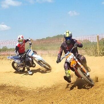Initiation Moto-Cross près de Lyon