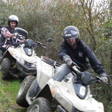 Quad & Buggy proche Chalonnes-sur-Loire, à 30 minutes d'Angers