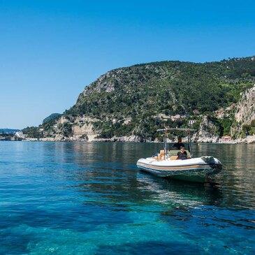 Balade en bateau privatisé à Monaco