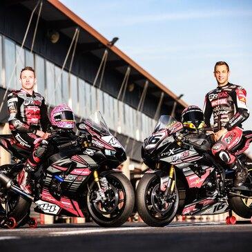 Baptême Moto sur Circuit, département Vienne