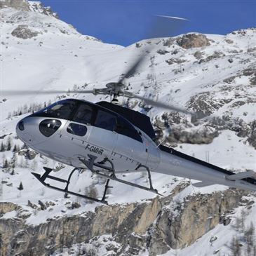 Vol Privatif en Hélicoptère - Survol du Mont Salève