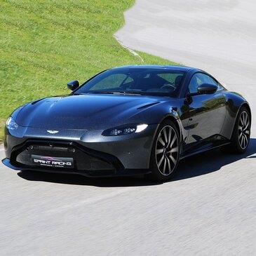 Stage de Pilotage Aston Martin en région Languedoc-Roussillon