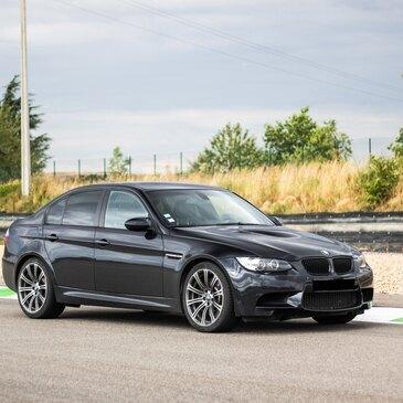 Baptême de Drift BMW M3 - Circuit d'Issoire