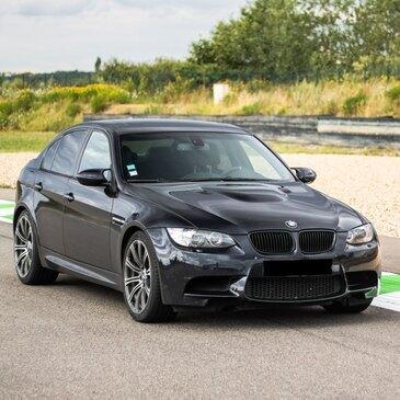 Baptême de Drift BMW M3 - Circuit de Vaison Piste