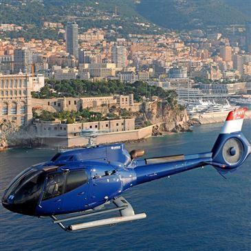 Vol Privatif en Hélicoptère - Survol de Monaco