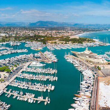 Offrir Baptême de l'air hélicoptère en PACA et Corse