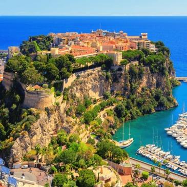 Héliport de Monaco, Monaco (98) - Baptême de l'air hélicoptère