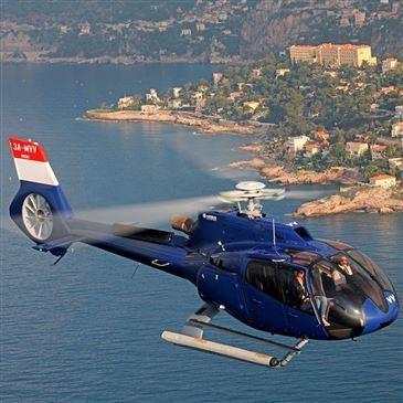 Vol Privatif en Hélicoptère - Survol de Monaco en région PACA et Corse