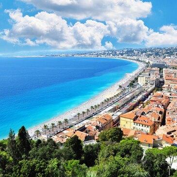 Réserver Baptême de l'air hélicoptère département Monaco