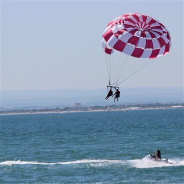 Parachute Ascensionnel au Grau-du-Roi