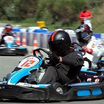 Sessions de Karting à Grimaud