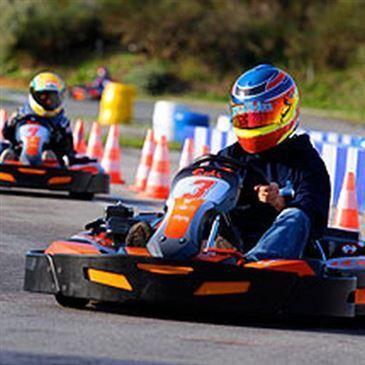 Karting en région Provence-Alpes-Côte d'Azur et Corse