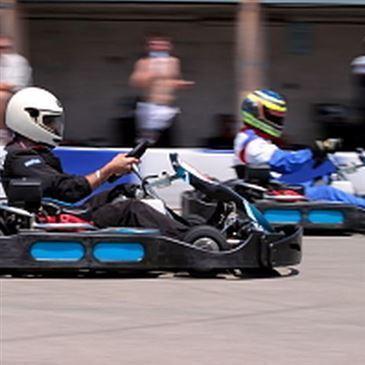 Grimaud, Var (83) - Karting