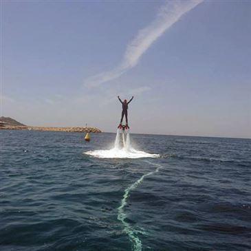 Marseille - Pointe Rouge, Bouches du Rhône (13) - Flyboard