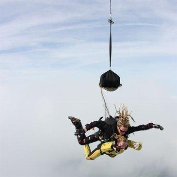 Saut en Parachute Tandem près de Charleville-Mézières en région Champagne-Ardenne