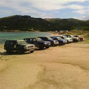 Réserver Stage de pilotage 4x4 département Haute Corse