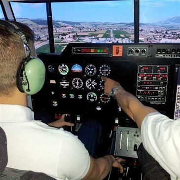Simulateur de Vol en Avion à Marseille