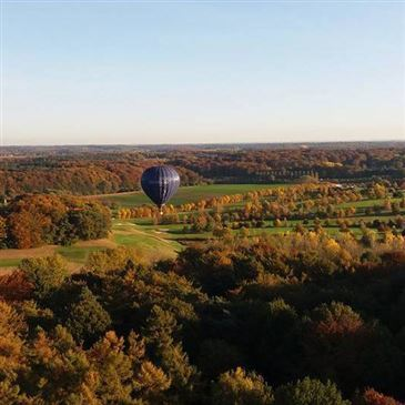 Baptême de l'air montgolfière, département Brabant Wallon