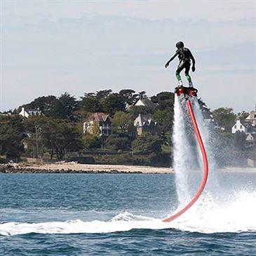 Flyboard, département Morbihan