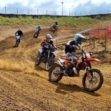 Stage Moto-Cross Enfant à Dole