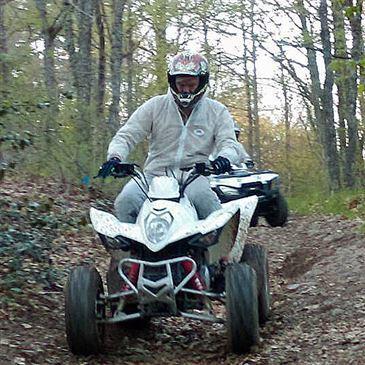 Quad & Buggy, département Corrèze