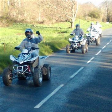 Quad & Buggy en région Limousin