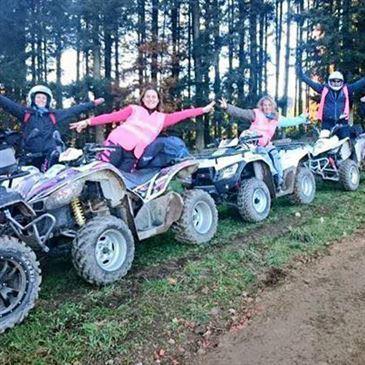 Beynat, à 30 min de Brive-la-Gaillarde, Corrèze (19) - Quad & Buggy