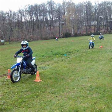 Stage de pilotage moto, département Corrèze