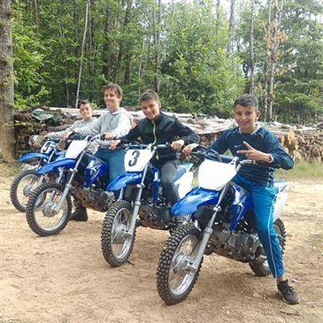 Stage de pilotage moto en région Limousin