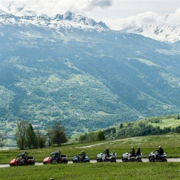 Quad & Buggy, département Savoie