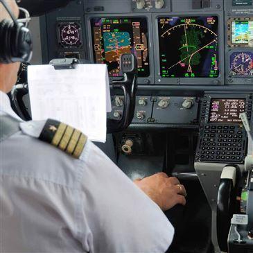 Simulateur de Vol sur Vérins Airbus à Paris Roissy-CDG en région Ile-de-France