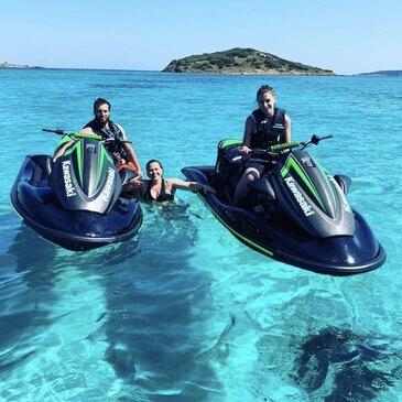 Jet ski Scooter des mers en région Provence-Alpes-Côte d'Azur et Corse