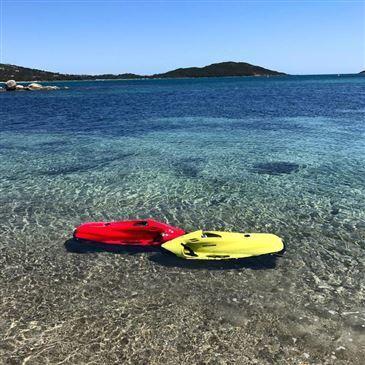 Jeux nautiques, département Corse du Sud