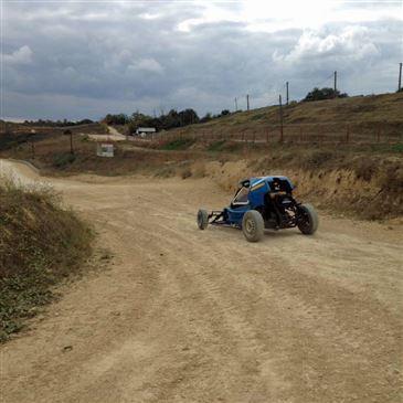 Stage de Pilotage en Kart-Cross près de Poitiers