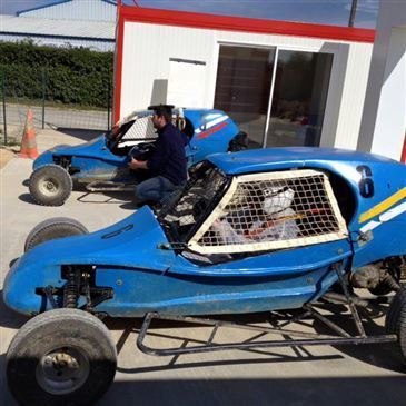 Stage Karting proche Rouillé - Circuit Henri Bellin