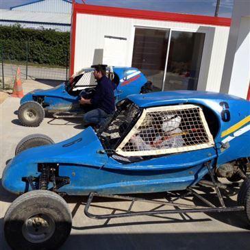 Karting proche Rouillé - Circuit Henri Bellin