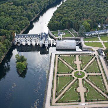 Réserver Baptême de l'air montgolfière département Loir et cher