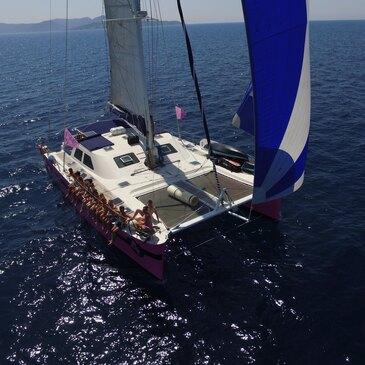 Balade en bateau en région Provence-Alpes-Côte d'Azur et Corse